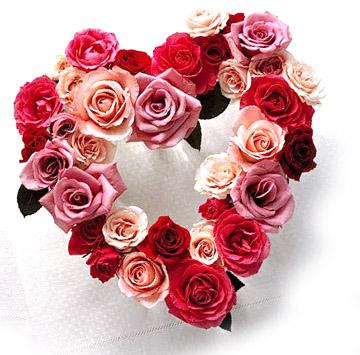 Tutorial centrotavola san valentino paris fiori - Si possono portare passeggeri con il foglio rosa ...